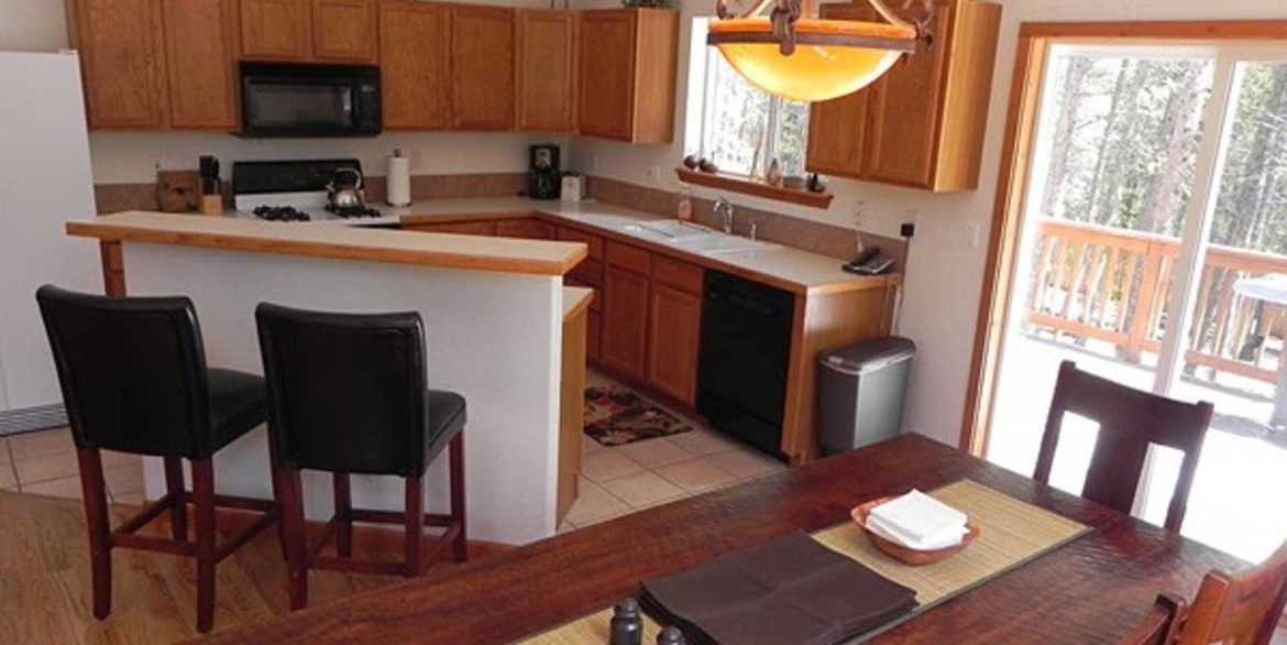Nederland Trailside AirBnB 3 - Fully Stocked Kitchen